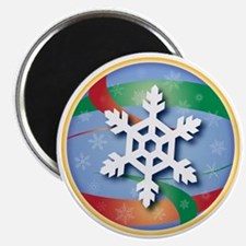 SNOWFLAKE 3 Magnet