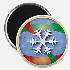 SNOWFLAKE 2 Magnet