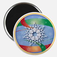 SNOWFLAKE 7 Magnet