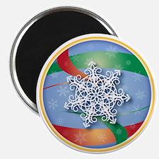 SNOWFLAKE 6 Magnet