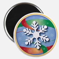 SNOWFLAKE 10 Magnet