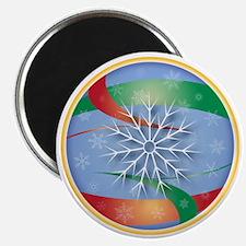 SNOWFLAKE 8 Magnet