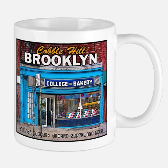 College Bakery Large Mugs