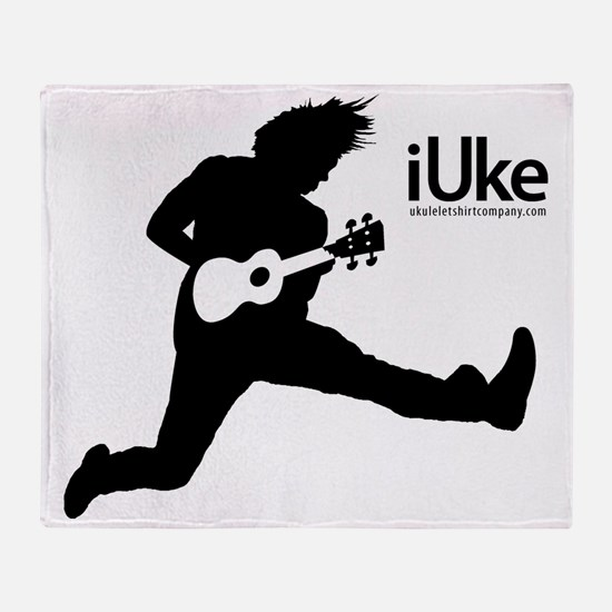 iUke w Throw Blanket