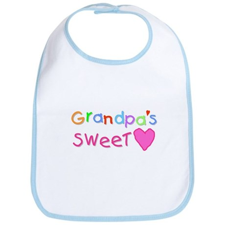 Grandpa's Sweetheart Bib