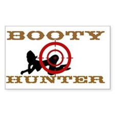 Booty Hunter22 Decal