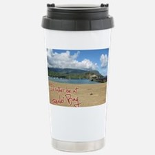 CalendarHanaleiBay Stainless Steel Travel Mug