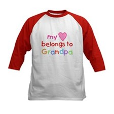 My Heart Belongs to Grandpa (A) Tee