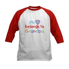 My Heart Belongs to Grandpa (B) Tee