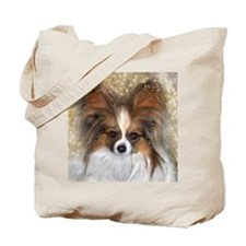 Butterfly Ears Papillon Tote Bag