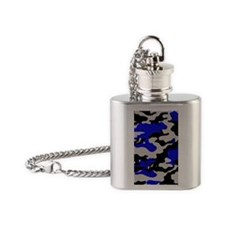 B AND B IPHONE 4 SLIDER Flask Necklace