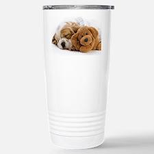 shih tzu L print Travel Mug