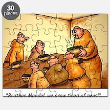 mendelspeas Puzzle