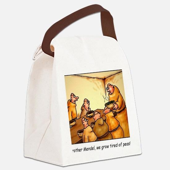 mendelspeas Canvas Lunch Bag