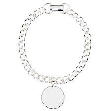 Yo Soy Boricua White Bracelet