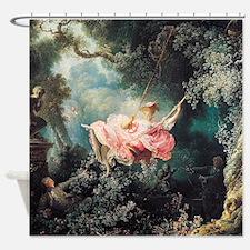fragonard-swing_sb Shower Curtain