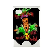 443_iphone_case copy Rectangle Magnet