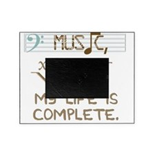 Math and Music Picture Frame