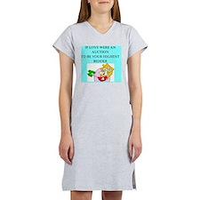 valentines day gifts t-shirts Women's Nightshirt
