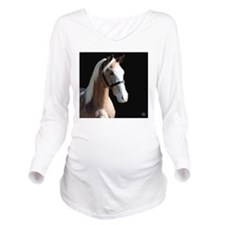 logan_rnd Long Sleeve Maternity T-Shirt