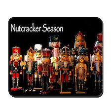NutcrackerSeason Mousepad