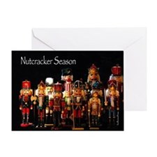 NutcrackerSeason Greeting Card