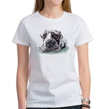 Great Dane Taped Merle Tee