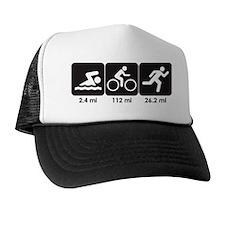 Tri symbol 140 Trucker Hat