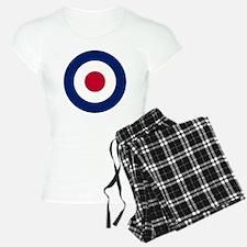 RAF Roundel Pajamas