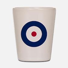RAF Roundel - Type A Shot Glass