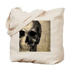 OldSkull_ipad Tote Bag