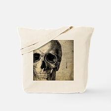 OldSkull_ipad Tote Bag