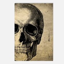 OldSkull_ipad Postcards (Package of 8)