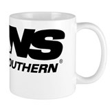 Norfolk southern Coffee Mugs