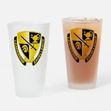 DUI - US - Army - ROTC Drinking Glass