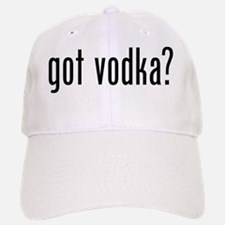 got-vodka Baseball Baseball Cap