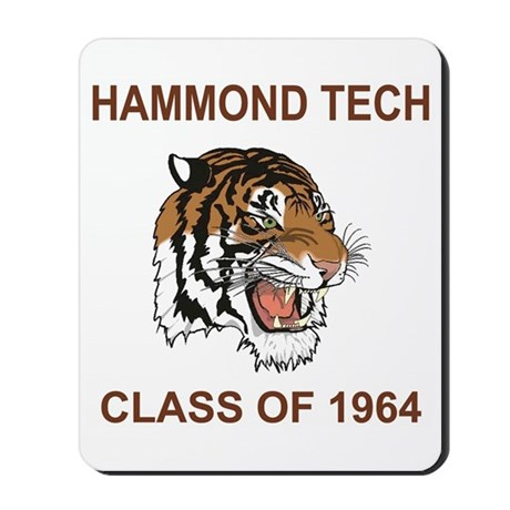 Hammond Tech<BR>1964 Mouse Pad 3