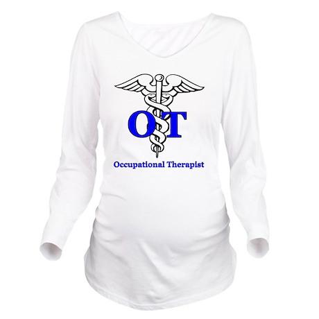OT1 Long Sleeve Maternity T-Shirt