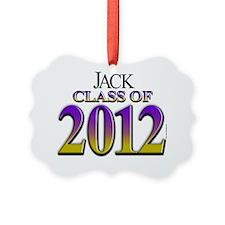 Jack 2012 Ornament