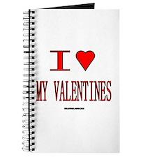 The Valentine's Day 19 Shop Journal