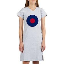 RAF Roundel - Type B Women's Nightshirt