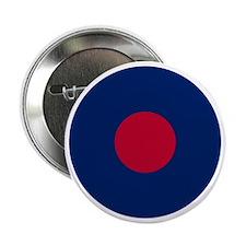 """RAF Roundel - Type B 2.25"""" Button"""