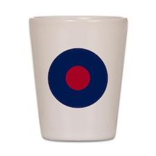 RAF Roundel - Type B Shot Glass