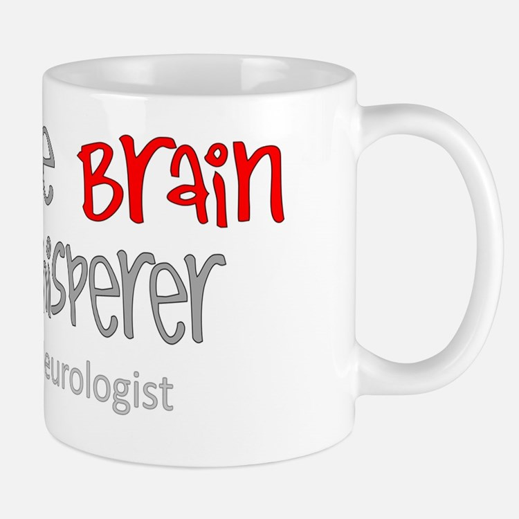 The brain whisperer  Physician Mug