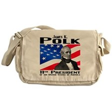 11 Polk B Messenger Bag