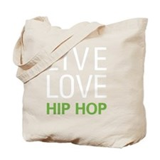 livehiphop2 Tote Bag