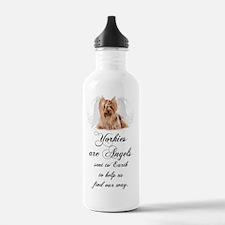 AngelYorkieJournal Water Bottle