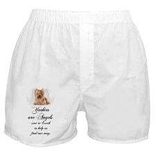 AngelYorkieJournal Boxer Shorts
