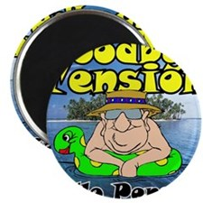 Goodbye Tension T-Shirt Magnet