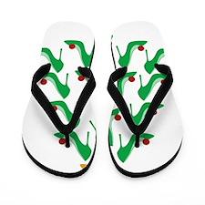 shoe-tree_dark Flip Flops